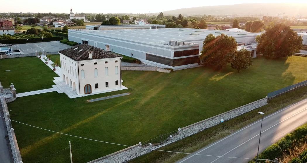 Tecnica Group Giavera HQ Drone