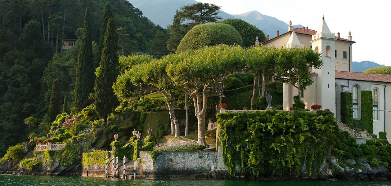 Villa del Balbianello, Temezzina (CO). Bene FAI dal 1988, Foto arenaimmagini.it, © FAI - Fondo Ambiente Italiano