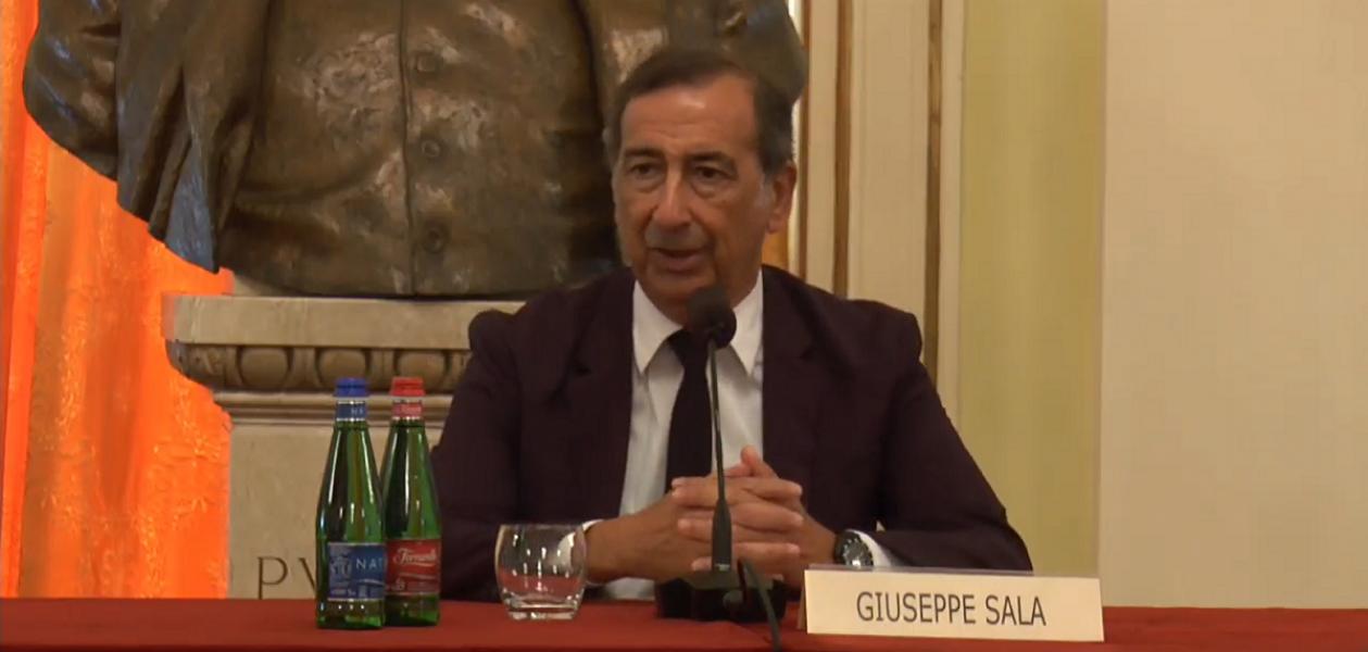 Giuseppe Sala, Sindaco di Milano e Presidente della Fondazione Teatro alla Scala