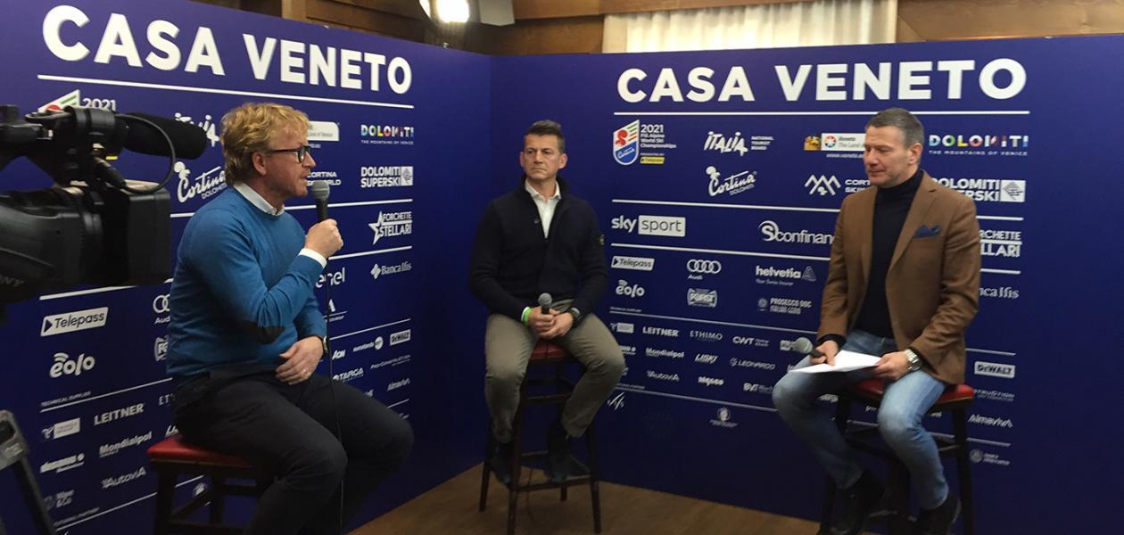 Alberto Zanatta interview