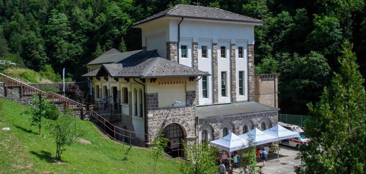 Porte aperte alla centrale idroelettrica di Dezzo di Scalve