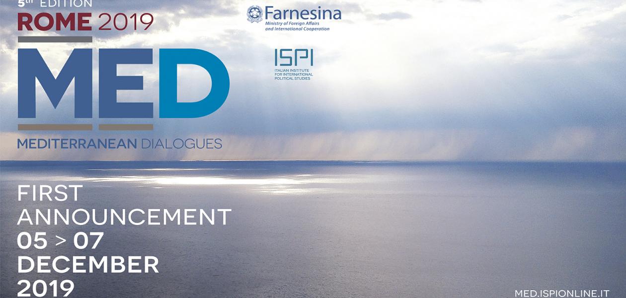 L'evento annuale sul futuro del Mediterraneo