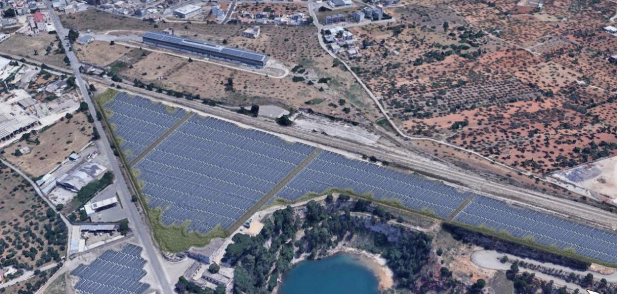 Progetto Modugno - Parco fotovoltaico