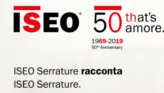 "ISEO 50 ""That's Amore""."